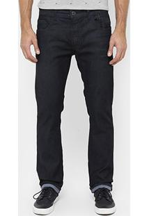 Calça Ellus 2Ndfloor Slim Fit Super Escura - Masculino