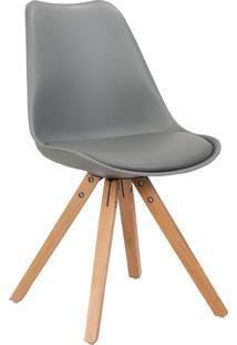 Cadeira Ligia Cinza Rivatti Móveis