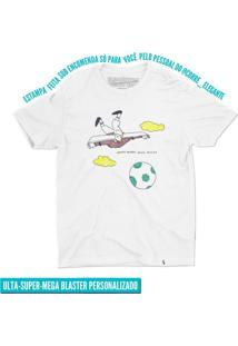 Corre Elegante - Camiseta Basicona Unissex