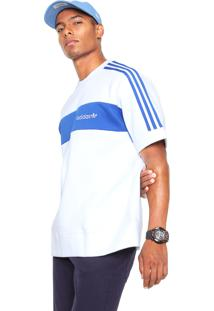 Blusa Adidas Originals Minoh Ss Branca