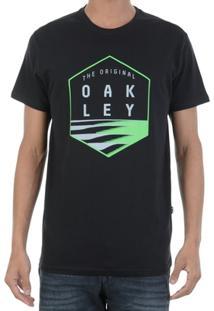 Camiseta Oakley The Series Tee - Masculino