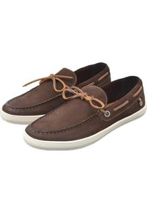Dockside Corazzi Leather Deluxe Brown