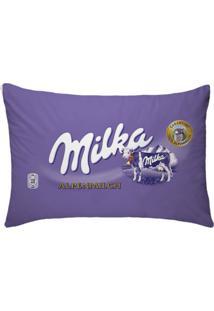 Fronha Para Travesseiros Nerderia E Lojaria Milka Colorido