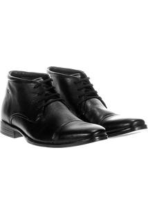 Sapato Social Democrata Paladium Cano Médio - Masculino