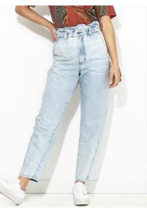 Calça Baggy Refarm Jeans Azul