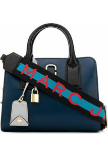 Marc Jacobs Little Big Shot Tote - Azul