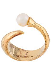 Alan Crocetti Raptor Ring - Dourado