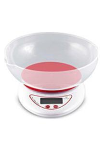 Balanca Digital Branca, Com Cuba, Para Cozinha Multilaser Para Ate 5 Kg - Ce110