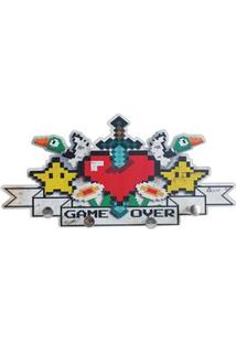 Porta Chaves Games 8-Bits Pixel Gamer Geek