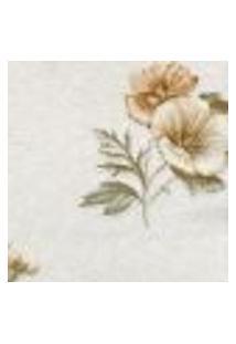 Papel De Parede Italiano Corte Antica 8217 Vinílico Com Estampa Contendo Arabesco, Folhagem, Floral