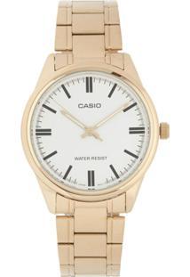 c7814f97001 ... Relógio Feminino Casio - Unissex-Dourado