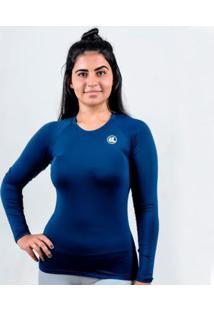 Camisa Esporte Legal Térmica Poliamida Feminina - Feminino
