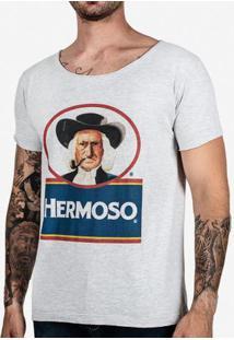 Camiseta Velho Quaker 102430