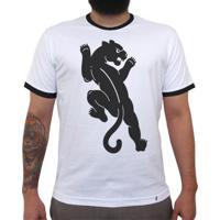 3c55535817 Baguera - Camiseta College Masculina Golas Pretas