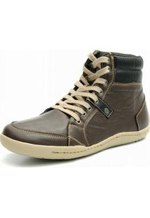 Bota Shoes Grand - Masculino-Café