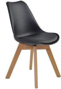 Cadeira Leda Preto
