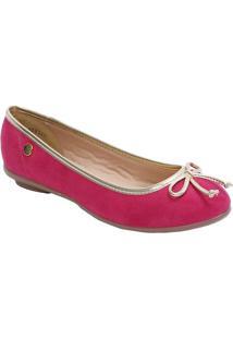 Sapatilha Acamurçada- Pink & Douradacarmen Steffens