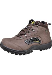 Bota Cr Shoes Adventure Master Café