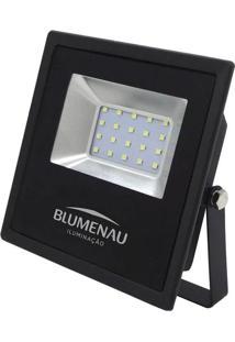Refletor Led Tech 20W Bivolt Branco Frio 6500K - 74206000 - Blumenau - Blumenau