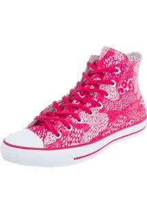 Tênis Converse Ct As Hi Rosa