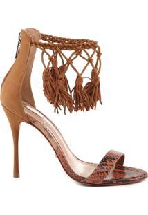 Sandália Ethnic Brownie | Schutz