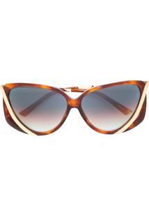 02c8ffd70bf00 R  2356,00. Farfetch Óculos De Sol De Sol Feminino ...