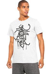 Camiseta Fiveblu For Those Cinza
