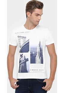Camiseta Kohmar Urban Soul - Masculino