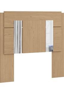 Cabeceira Box Solteiro Com Espelho 7751A-Castro - Angelin