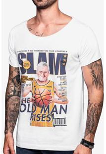 Camiseta Velho Slam 103764