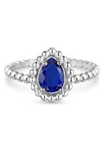 Anel Life Lapis Lazuli - Mês De Setembro
