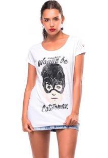 Camiseta Wanna Be Cat Useliverpool Feminina - Feminino