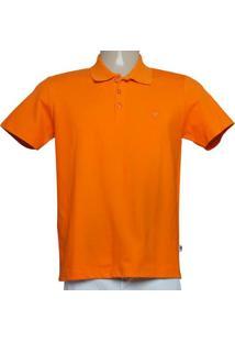 Camisa Masc Cavalera Clothing 03.01.0644 Laranja