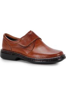 Sapato Conforto Masculino Perfetto - Havana