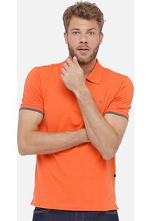 Camisa Polo Forum Piquet Masculina - Masculino