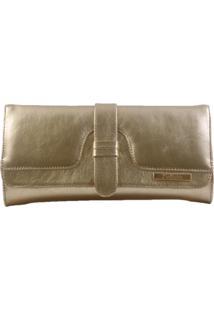 Bolsa Carteira Felícia 3830 Ouro