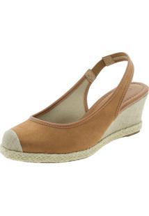 Sapato Feminino Anabela Beira Rio - 4231102