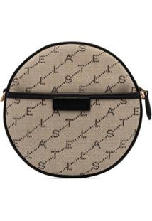 Stella Mccartney Bolsa Mini Com Logo - Neutro