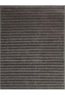Tapete Jazz- Marrom Escuro- 150X100Cm- Oasisoasis