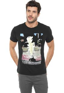 Camiseta Reserva Pena Preta