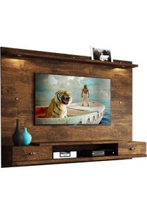 Painel Para Tv Vênus Canela - Lukaliam
