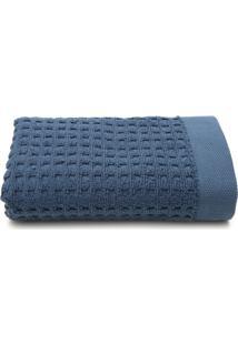 Toalha De Rosto Teka Solare Azul