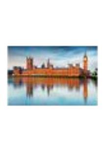 Painel Adesivo De Parede - Big Ben - Londres - 841Pnm