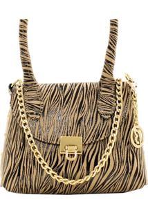 Bolsa Biro Zebra 2111 - Zebra - Feminino - Dafiti