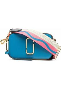 Marc Jacobs Snapshot Shoulder Bag - Azul