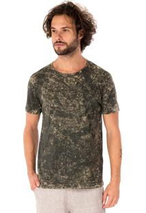 Camiseta Side Walk Camiseta Sun Verde
