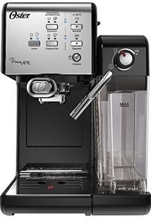 Cafeteira Expresso Prima Latte Preta 1170W Oster - 127V