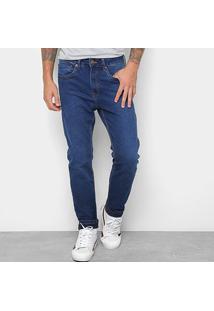 Calça Jeans Skinny Calvin Klein Five Pockets Masculina - Masculino