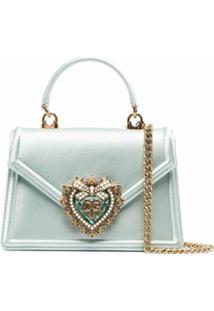 Dolce & Gabbana Bolsa Transversal Dg Devotion - Verde