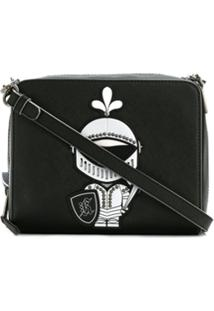Karl Lagerfeld Bolsa K/Treasure Two In One - Preto